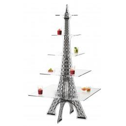 Présentoir  design Tour Eiffel