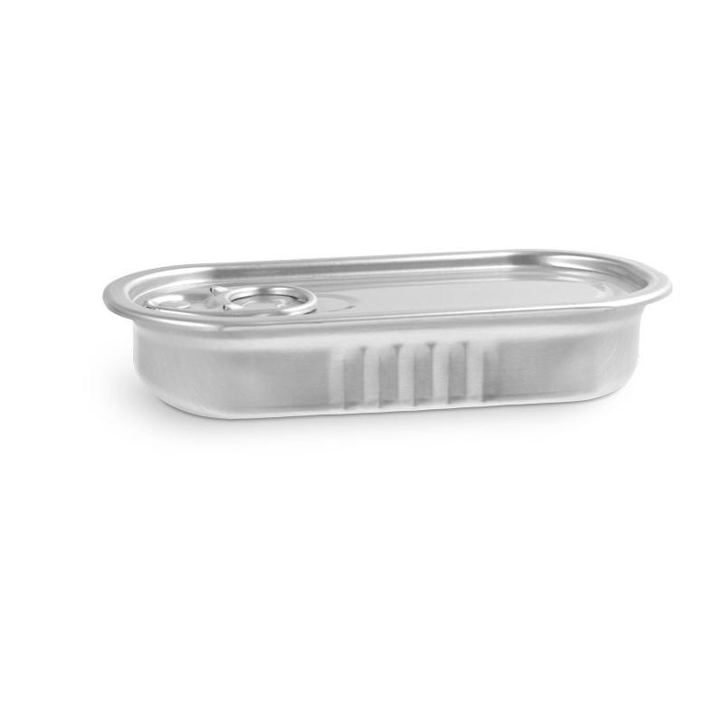 Coupelle alu boite anchoa