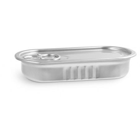 Coupelle alu boite anchoa par 4