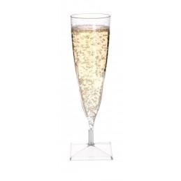 Flûte à Champagne monobloc