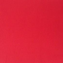 Serviette jetable double pointe 38cm par 40 rouge