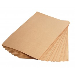 Set de table papier kraft par 10