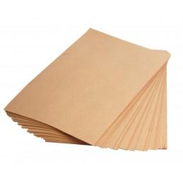Set de table papier kraft par 10