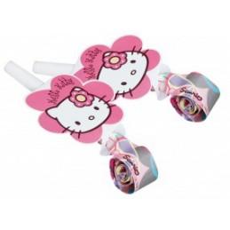 Langue de Belle Mere Hello Kitty par 6