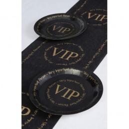 Assiette en carton 23cm VIP par 10