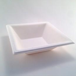 Assiette creuse Écologique 16cm par 4