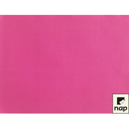 Set de table papier fuschia par 10
