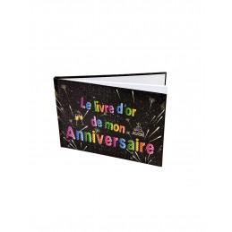 Livre d'or Anniversaire 80 pages