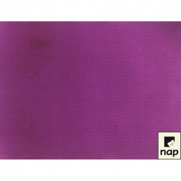 Set de table papier violet par 10