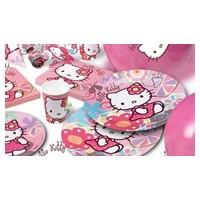 Déco de table Hello Kitty