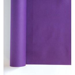 Chemin de table de 24m violet