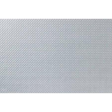 Set De Table En Papier Argent 30x40cm
