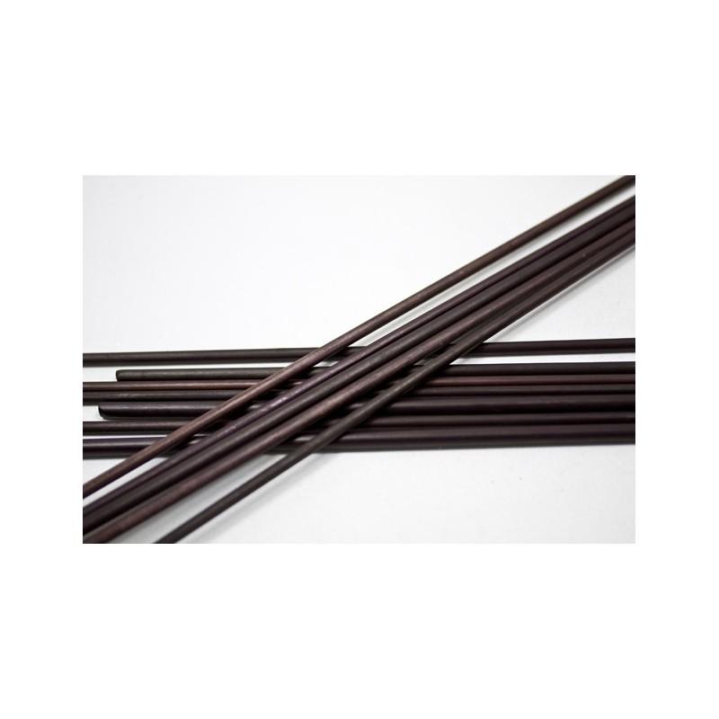 Batonnet fantaisie en bois chocolat
