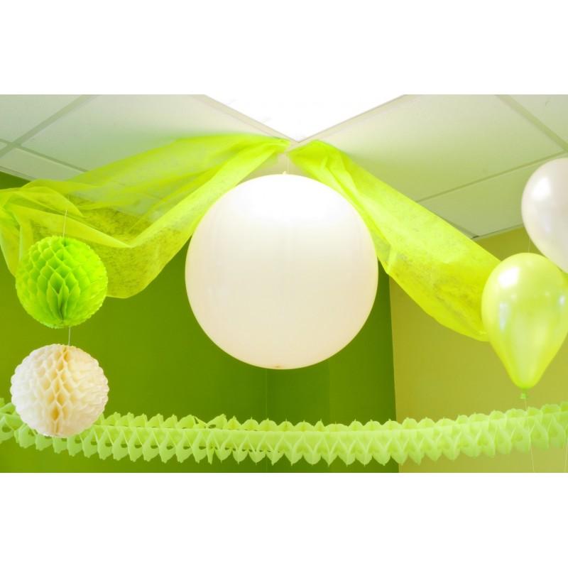 Ballon opaque géant
