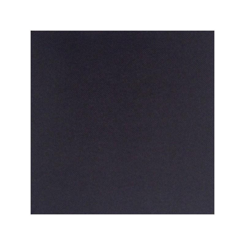 Serviette jetable double pointe 38cm par 40 noir