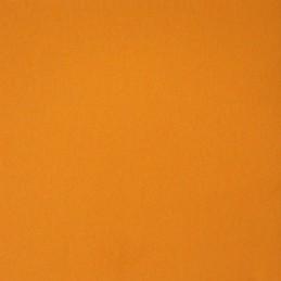 Serviette jetable double pointe 38cm par 40 mandarine