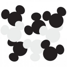 Confettis de table Mickey