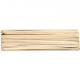 Pic brochette en bois 25cm par 50