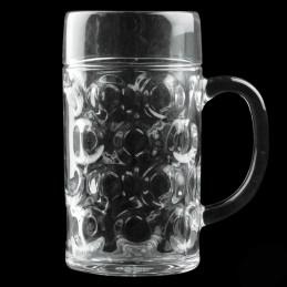 Chope à bière incassable 1 litre