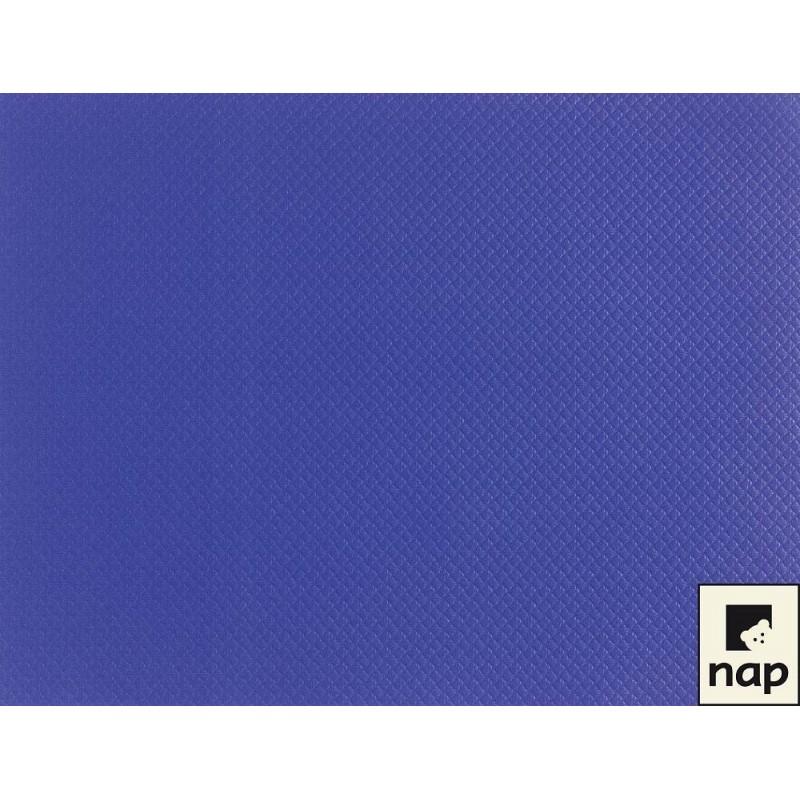 Set de table papier bleu marine par 10