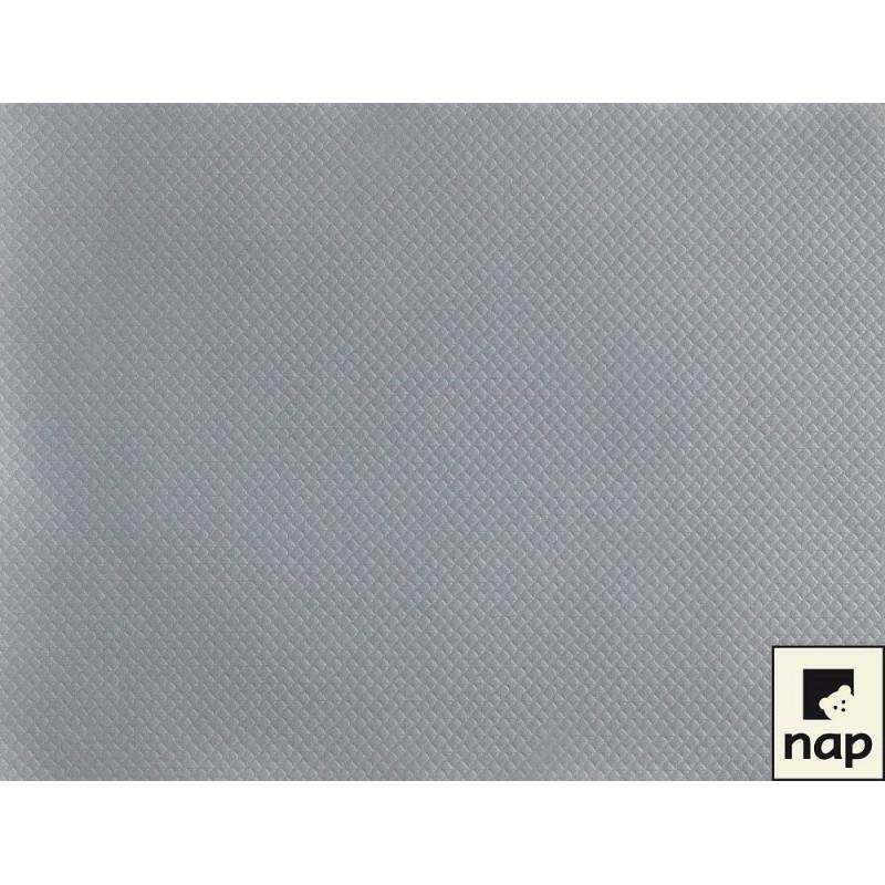 Set de table jetable gris par 10