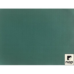 Set de table papier vert sapin par 10