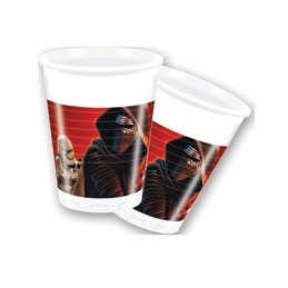 Gobelet plastique Star Wars 20cl par 8