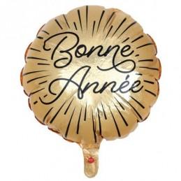 Ballon Alu Bonne Année...