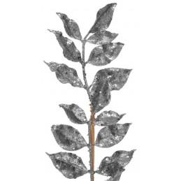 Branche pailletée Argent...