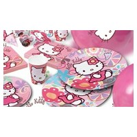 Décoration de table Hello Kitty